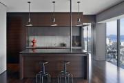 Фото 2 Кухня венге: эстетика аристократизма и обзор модных дизайнерских тенденций