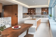 Фото 9 Кухня в стиле модерн: дизайн, подбор декора и 45 самых актуальных идей для дома