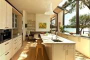 Фото 13 Кухня в стиле модерн: дизайн, подбор декора и 45 самых актуальных идей для дома