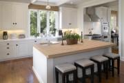 Фото 14 Кухня в стиле модерн: дизайн, подбор декора и 45 самых актуальных идей для дома