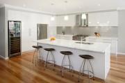 Фото 16 Кухня в стиле модерн: дизайн, подбор декора и 45 самых актуальных идей для дома