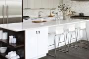 Фото 18 Кухня в стиле модерн: дизайн, подбор декора и 45 самых актуальных идей для дома