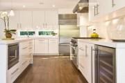 Фото 21 Кухня в стиле модерн: дизайн, подбор декора и 45 самых актуальных идей для дома
