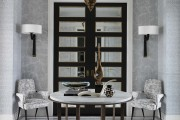 Фото 40 Неоклассика: вдохновляющий стиль в интерьере и 100+ лучших дизайнерских воплощений