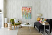 Фото 7 Обои в гостиную: как не ошибиться с выбором и 45+ лучших дизайнерских вариантов