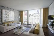 Фото 24 Обои в гостиную: как не ошибиться с выбором и 45+ лучших дизайнерских вариантов