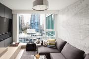 Фото 23 Обои в гостиную: как не ошибиться с выбором и 45+ лучших дизайнерских вариантов
