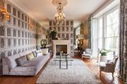 Фото 22 Обои в гостиную: как не ошибиться с выбором и 45+ лучших дизайнерских вариантов