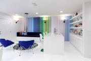 Фото 6 Обои в гостиную: как не ошибиться с выбором и 45+ лучших дизайнерских вариантов