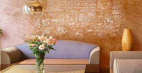 Декор стен своими руками: 55 дизайнерских идей для запоминающегося интерьера фото