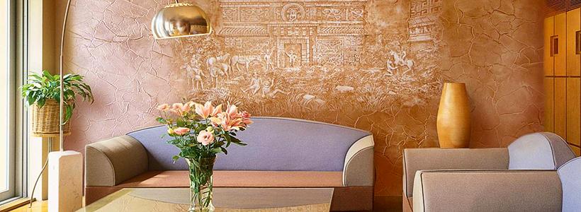 Декор стен своими руками: 55 дизайнерских идей для запоминающегося интерьера