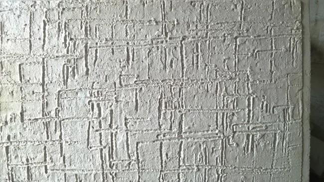 Вы можете проявить всю свою оригинальность и придумать собственный рисунок или орнамент на стене