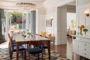 Фото 14 Плинтус для натяжного потолка: виды конструкций и 60+ фото стильных воплощений в интерьере