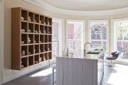 Фото 27 Плинтус для натяжного потолка: виды конструкций и 60+ фото стильных воплощений в интерьере