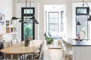 Фото 28 Плинтус для натяжного потолка: виды конструкций и 60+ фото стильных воплощений в интерьере