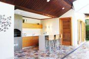 Фото 3 Как выбрать плитку на кухонный пол: обзор лучших интерьерных решений и советы специалистов