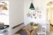 Фото 35 Как выбрать плитку на кухонный пол: обзор лучших интерьерных решений и советы специалистов