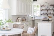 Фото 38 Как выбрать плитку на кухонный пол: обзор лучших интерьерных решений и советы специалистов