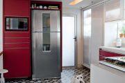 Фото 43 Как выбрать плитку на кухонный пол: обзор лучших интерьерных решений и советы специалистов