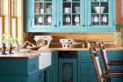 Фото 23 Плитка на кухне: 45 изящных и функциональных вариантов отделки пола