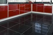 Фото 3 Плитка на кухне: 45 изящных и функциональных вариантов отделки пола