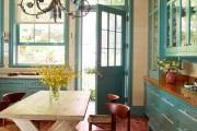 Фото 17 Плитка на кухне: 45 изящных и функциональных вариантов отделки пола