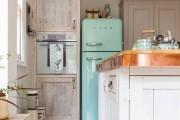 Фото 22 Плитка на кухне: 45 изящных и функциональных вариантов отделки пола