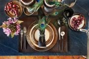 Фото 3 Сервировка стола на день рождения: 55 вдохновляющих идей для незабываемого праздника