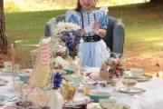 Фото 8 Сервировка стола на день рождения: 55 вдохновляющих идей для незабываемого праздника