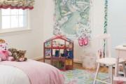 Фото 9 Шторы в детскую комнату девочки: все нюансы выбора и 45+ вдохновляющих реализаций в интерьере