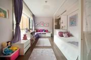 Фото 11 Шторы в детскую комнату девочки: все нюансы выбора и 45+ вдохновляющих реализаций в интерьере