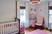 Фото 17 Шторы в детскую комнату девочки: все нюансы выбора и 45+ вдохновляющих реализаций в интерьере