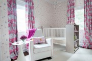 Фото 25 Шторы в детскую комнату девочки: все нюансы выбора и 70+ вдохновляющих реализаций в интерьере