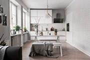 Фото 17 Скандинавский стиль в интерьере: 40 простых и гармоничных примеров реализации