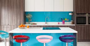 Сочетание цветов в интерьере кухни: 40+ свежих трендовых вариантов и все хитрости искусства колористики фото