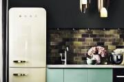 Фото 1 Сочетание цветов в интерьере кухни: 40+ свежих трендовых вариантов и все хитрости искусства колористики