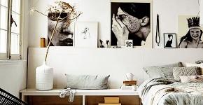 Спальни в современном стиле: 40+ трендов интерьера в стиле контемпорари фото