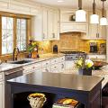 Угловой кухонный гарнитур: преимущества, конфигурации и обзор 50 лучших вариантов для дома фото