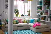 Фото 2 Угловые диваны в гостиной: 55 решений для тех, кто выбирает комфорт и релаксацию