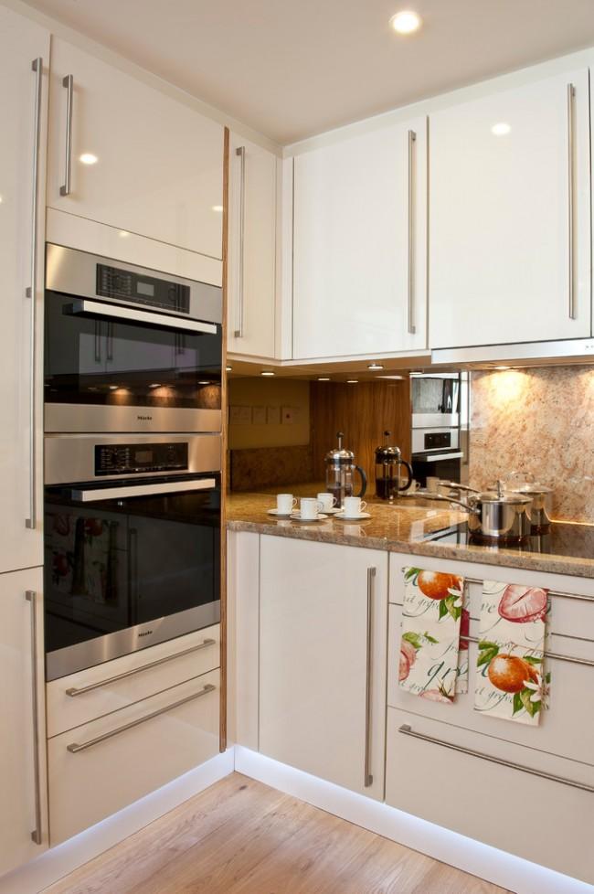 Любой хозяйке хочется сделать свою кухню не только практичной, функциональной и уютной, но еще и современной