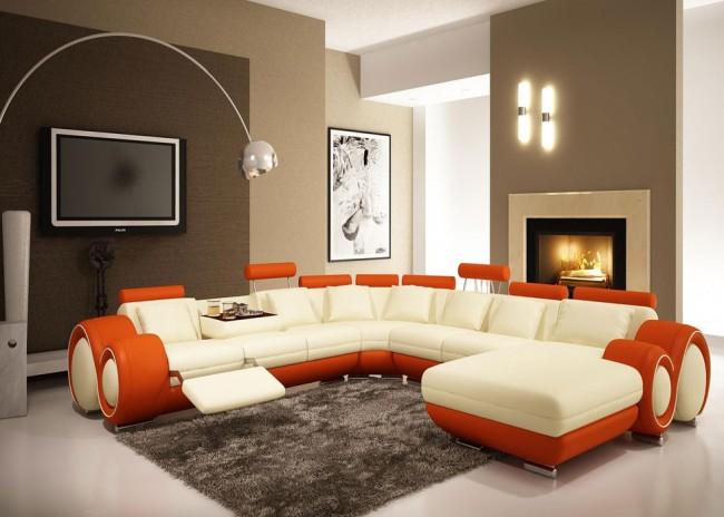 При подборе обивки для углового дивана вам предстоит рассмотреть множество вариантов и по качеству материалов, фактуре, и по цветовой палитре