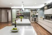 Фото 3 Угловой кухонный гарнитур: преимущества, конфигурации и обзор 50 лучших вариантов для дома