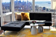 Фото 5 Угловые диваны в гостиной: 75 решений для тех, кто выбирает комфорт и релаксацию