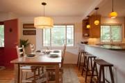 Фото 4 Угловой кухонный гарнитур: преимущества, конфигурации и обзор 50 лучших вариантов для дома
