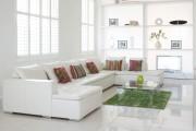 Фото 9 Угловые диваны в гостиной: 55 решений для тех, кто выбирает комфорт и релаксацию