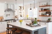 Фото 8 Угловой кухонный гарнитур: преимущества, конфигурации и обзор 50 лучших вариантов для дома