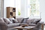 Фото 11 Угловые диваны в гостиной: 55 решений для тех, кто выбирает комфорт и релаксацию