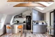 Фото 9 Угловые кухонные гарнитуры (90+ фотоидей): обзор стильных и современных решений для маленькой кухни (2019)