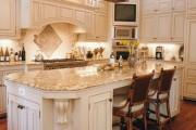 Фото 11 Угловые кухонные гарнитуры (90+ фотоидей): обзор стильных и современных решений для маленькой кухни (2019)
