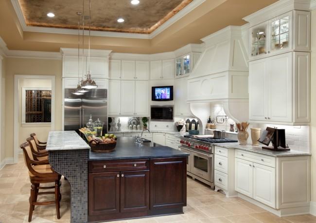 Угловой гарнитур поможет вам создать комфорт и уют на кухне, где вы сможете ежедневно наслаждаться вкусной пищей и общением с близкими